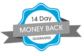 14 business days money back guarantee